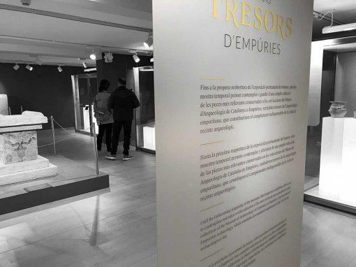 TRESORS D'EMPÚRIES